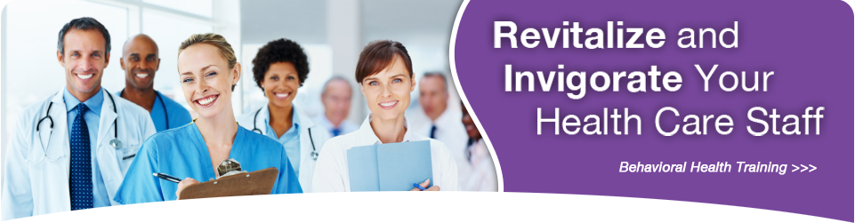 Revitalize and Invigorate your Health Care Staff!